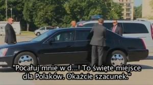 Zdjęcie z wideo opublikowanym na GazetaTV