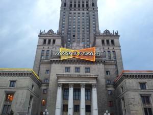 Biografię Romana Polańskiego oglądałem w warszawskiej Kinotece