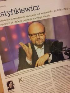 """Eryk Mistewicz. """"Press"""" 08/2012"""