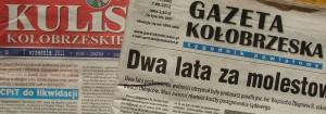 gazeta kołobrzeska przegląd prasy Robert Stępowski