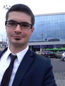 W miniony czwartek w Poznaniu mówiłem o promocji przez sport.