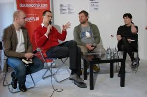 Tomasz Cyz, Andrzej Skworz, Alek Tarkowski, Maria Peltz-Orlińska.
