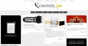 Blog Tomka Tomczyka Kominek.es
