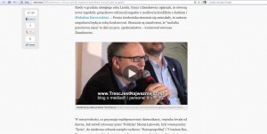 """naTemat.pl 4.03.2013r. """"Karnowscy vs. """"Lisiccy"""", czyli jak niepokorni dziennikarze skoczyli sobie do gardeł"""""""