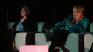 Michał Boni, Róża Gräfin von Thun podczas panelu Forum IAB.