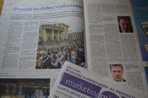 "Gazeta ""MarketingMiejsca.com.pl"""