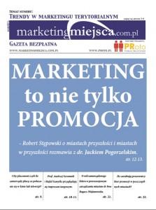 """Gazeta """"MarketingMiejsca.com.pl"""" nr 2."""