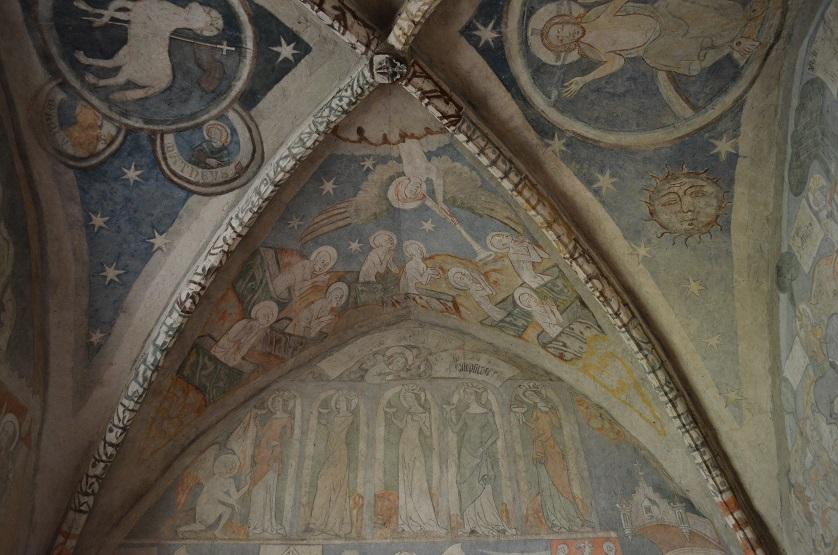 Klasztor pocysterski w Lądzie.
