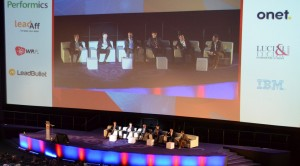 Forum IAB 2014. Panel z udziałem prezesów portali.