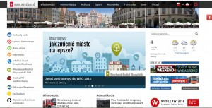 Portal miejski Wroclaw.pl