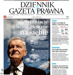 """""""Dziennik Gazeta Prawna"""""""