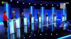 Debata telewizyjna przed wyborami parlamentarnymi 2015