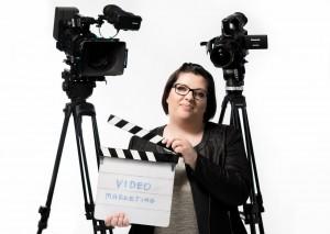 """Magdalena Daniłoś, autorka książki """"Video marketing nie tylko na YT"""""""