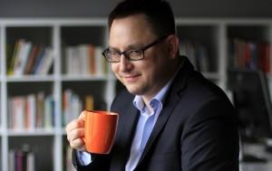 """Dariusz Puzyrkiewicz, autor książki """"Biblia copywritingu"""""""